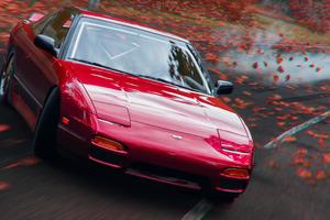 Forza Horizon 4 Nissan 4k