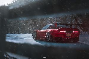 Forza Horizon 4 Nsx 4k