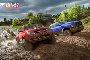 Forza Horizon 4 Offroading Vehicles