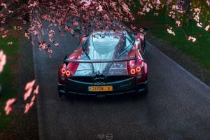 Forza Horizon 4 Pagani Zonda 4k