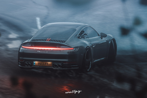 Forza Horizon 4 Porsche 911 Carrera S 4k Wallpaper