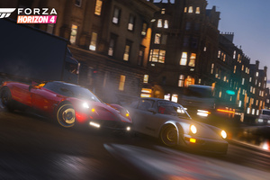 Forza Horizon 4 Racing