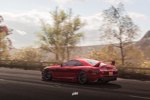 Forza Horizon 4 Supra 2019 Wallpaper