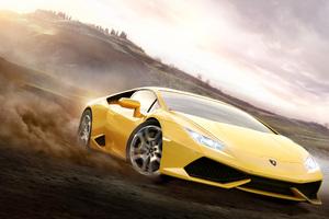 Forza Horizon Lamborghini Huracan