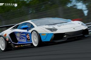 Forza Motorsport 7 Lamborghini Aventador LP700 4