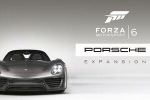 Forza Motosport 6 Game Wallpaper