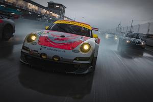 Forza Motosport 7 Porsche 911 Gtrsr Wallpaper