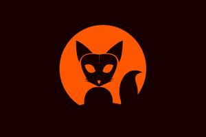Fox Digital Art Wallpaper