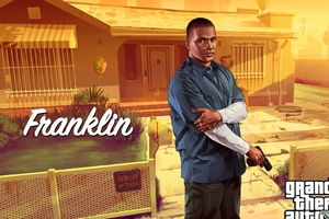 Franklin Gta V Wallpaper