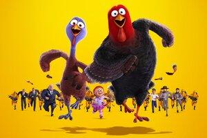 Free Birds Movie