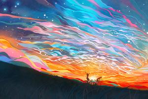 Freedom Of Skies 4k Wallpaper