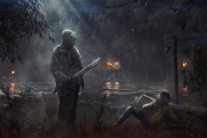 Friday The 13th Game 4k