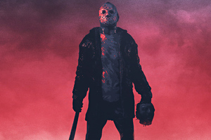 Friday The 13th Poster Wallpaper