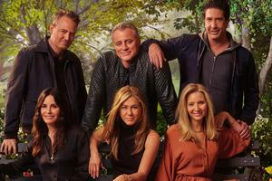 Friends The Reunion 4k Wallpaper