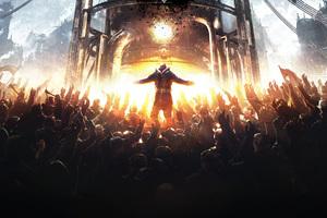 Frostpunk Video Game 2018