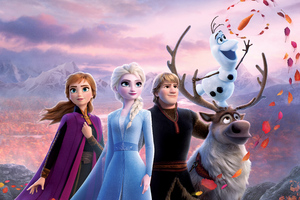 Frozen 2 2019 5k Movie Wallpaper