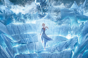 Frozen 2 2019 5k Movie New Wallpaper