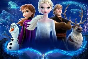 Frozen 2 Movie 4k Wallpaper