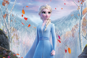 Frozen 2 New
