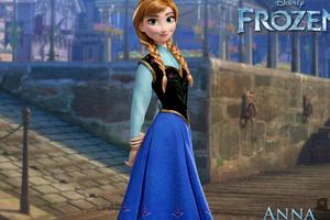 Frozen Anna Wallpaper