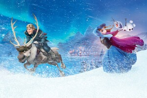 Frozen Movie Anna Kristoff