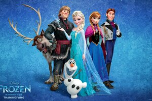 Frozen Movie HD