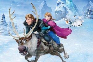 Frozen Movie Pc