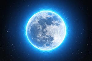 Full Bright Moon 4k Wallpaper