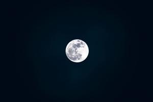 Full Moon 4k