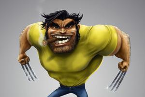 Funky Wolverine