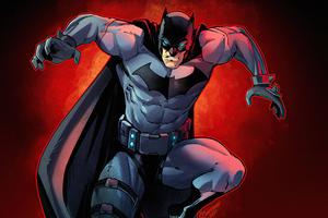Future Batman Wallpaper