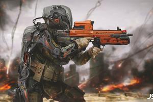 Future Soldier 5k