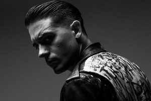 G Eazy 2017 Monochrome Wallpaper
