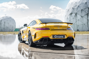G Power Mercedes AMG GT 2019