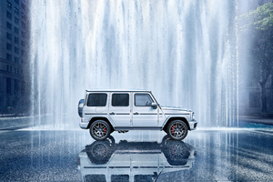 G Wagon Wallpaper