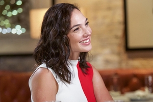 Gal Gadot At NBC 2017