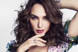 Gal Gadot Marie Claire US 2017