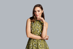 Gal Gadot People 2018