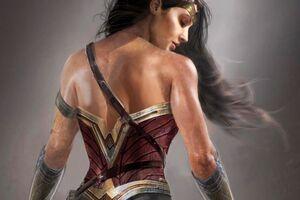 Gal Gadot Wonder Woman Artwork