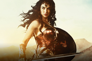Gal Gadot Wonder Woman HD Wallpaper