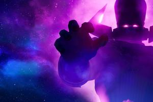 Galactus Fortnite 4K Wallpaper