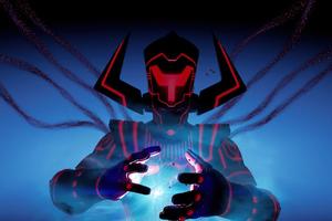 Galactus Fortnite Marvel 4k Wallpaper
