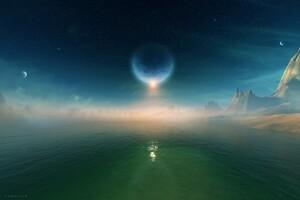 Galaxy Eclipse Fantasy