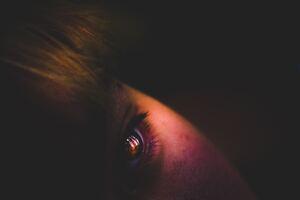 Galaxy Eyes 5k