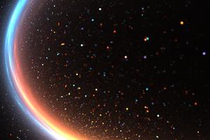 Galaxy Fractal Art Wallpaper