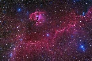 Galaxy Nebula Planets Space Stars Wallpaper