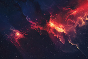 Galaxy Space Stars Universe Nebula 4k Wallpaper