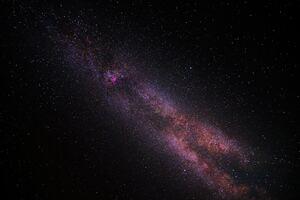 Galaxy Universe Stars Milky Way 5k Wallpaper