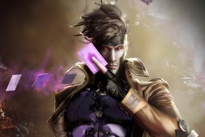 Gambit X Men Wallpaper