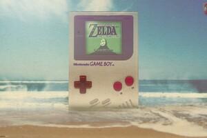 Game Boy The Legend Of Zelda